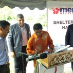 Handover of Shelter Repair Kits-5