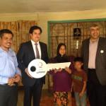 Handover of Shelter Repair Kits-7