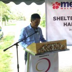 Handover of Shelter Repair Kits-8