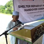 Handover of Shelter Repair Kits-14
