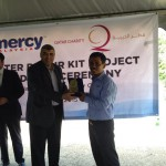 Handover of Shelter Repair Kits-1