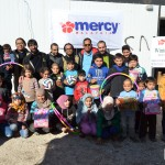 MERCY Malaysia opens its child-friendly space for the young eager minds at Al Abrar.