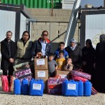 MERCY Malaysia continues its aid distribution at Faida camp