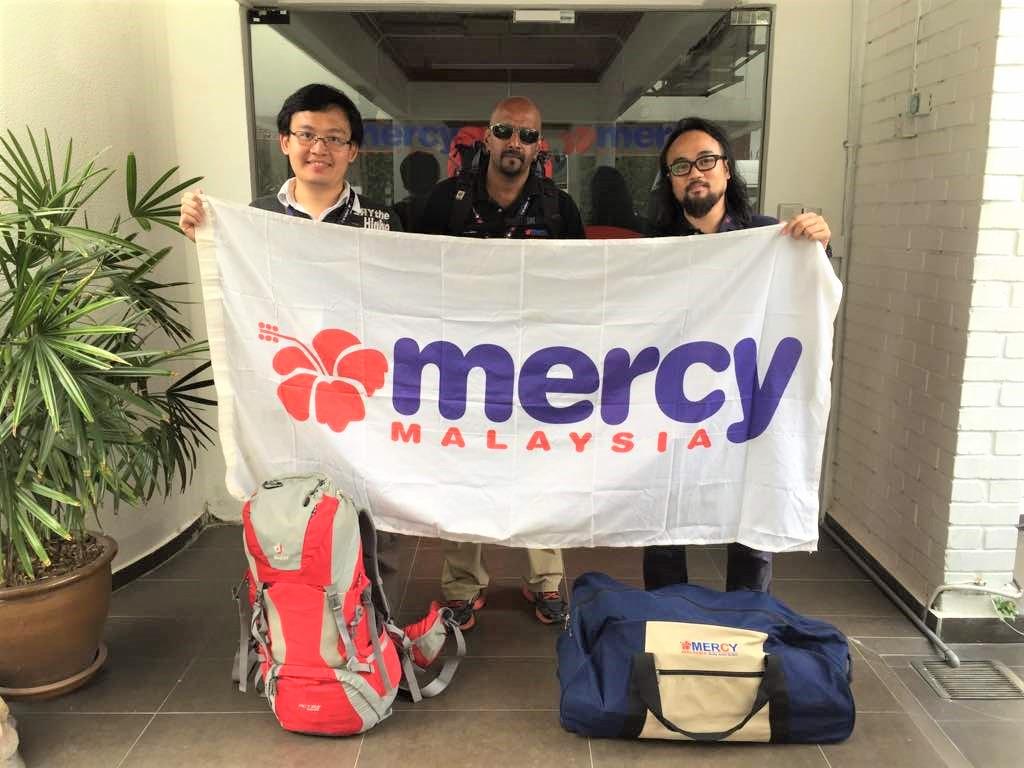 history of mercy malaysia