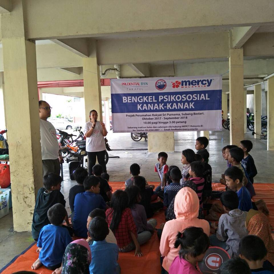Mercy Malaysia E Newsletter January 2018 Explore Tokyo Bulan September Dan Oktober A Psychosocial Workshop Was Held With The Children Most Of Whom Were Found To Be Illiterate While Adults Provided Free Health Screening